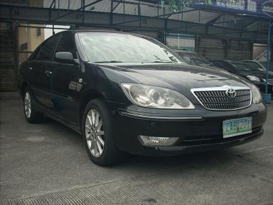 2005 Toyota Camry - Front View