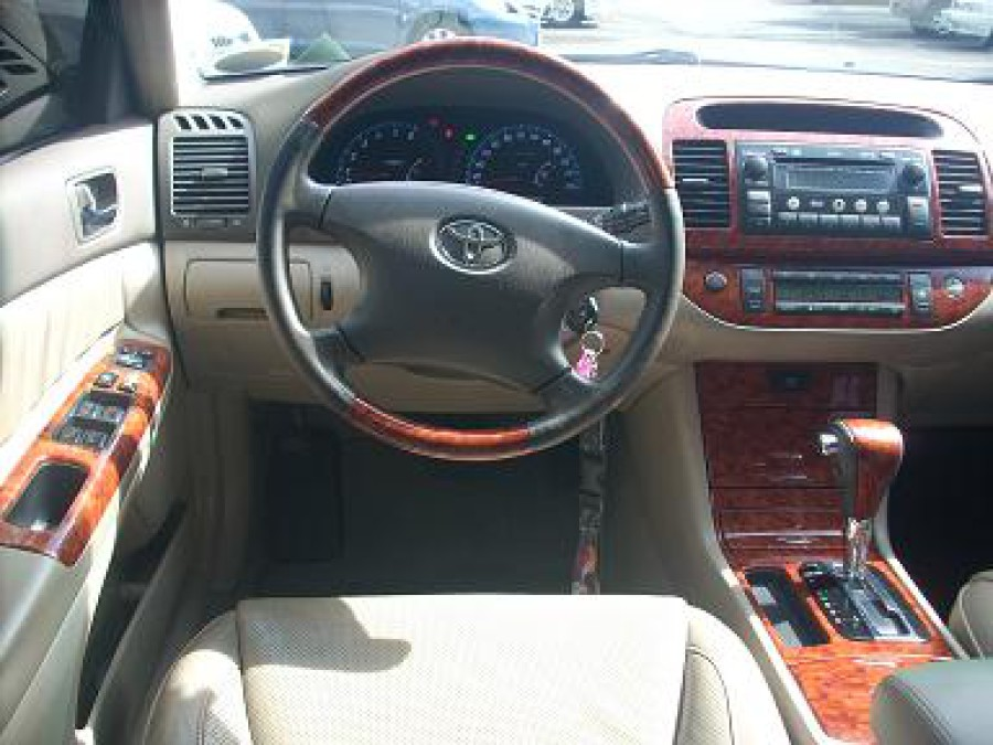 2005 Toyota Camry - Interior Front View