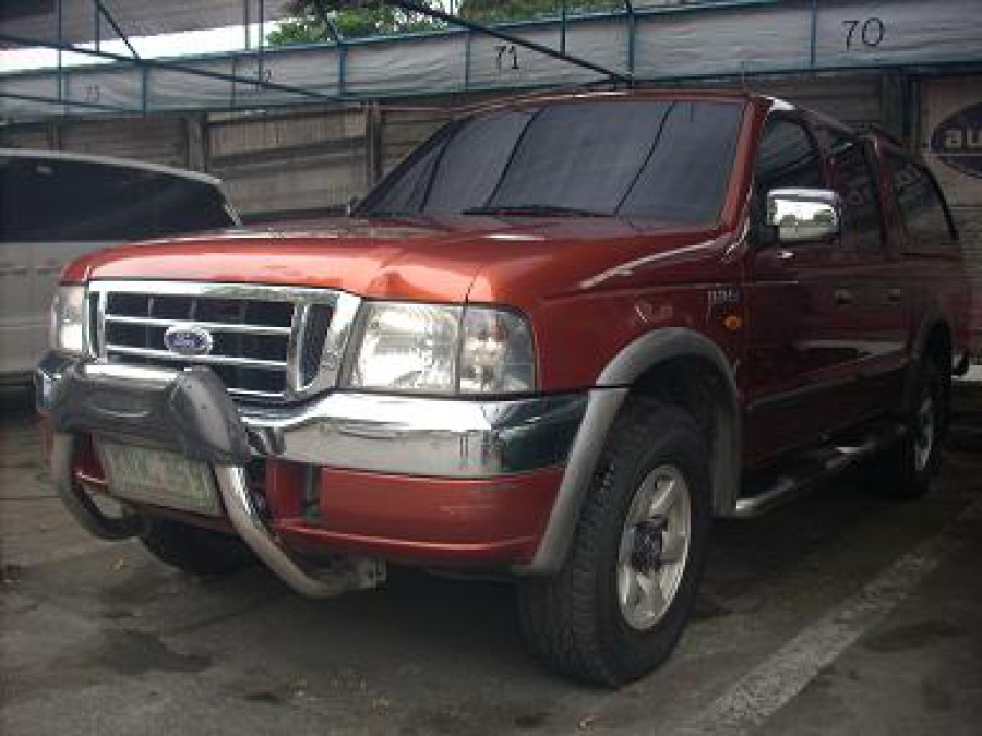 2004 Ford Ranger - Front View