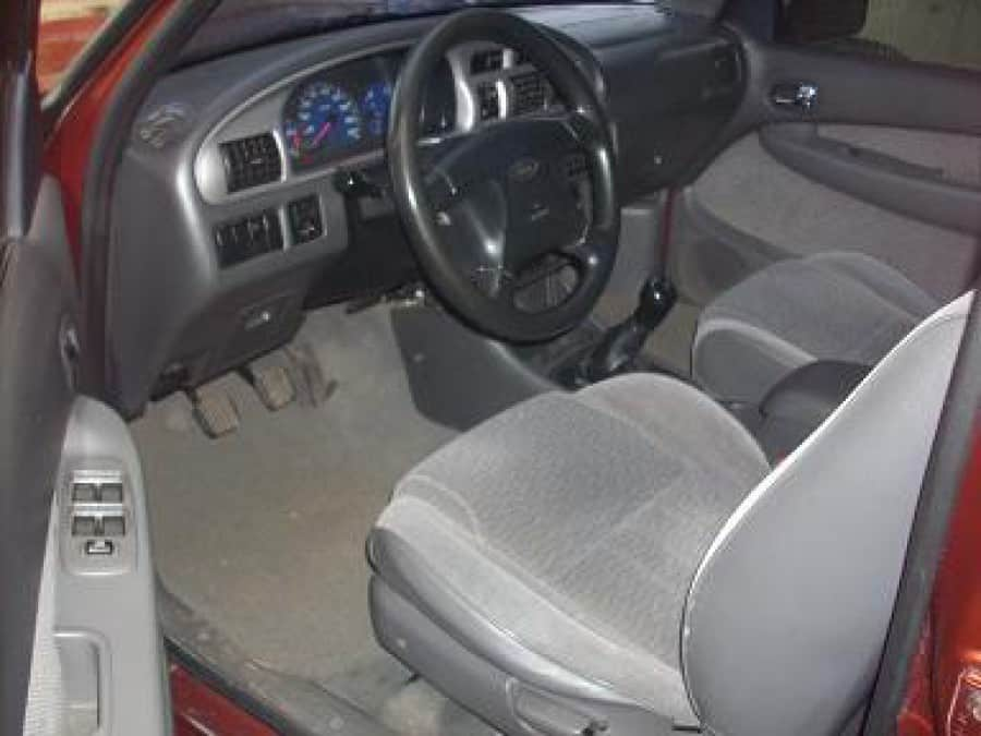 2004 Ford Ranger - Interior Front View