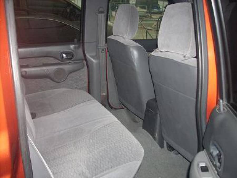 2004 Ford Ranger - Interior Rear View