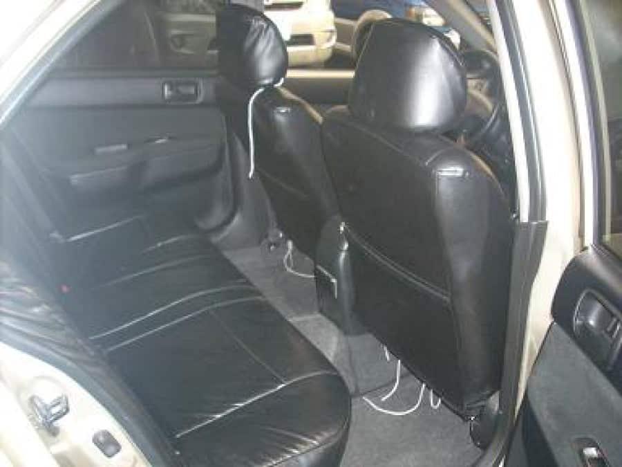 2008 Mitsubishi Lancer - Interior Rear View