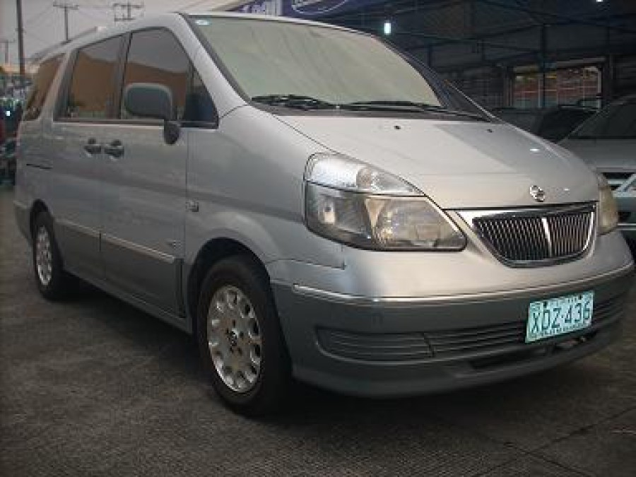 2002 Nissan Serena - Front View
