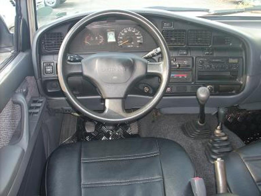 1994 Toyota Land Cruiser - Interior Front View