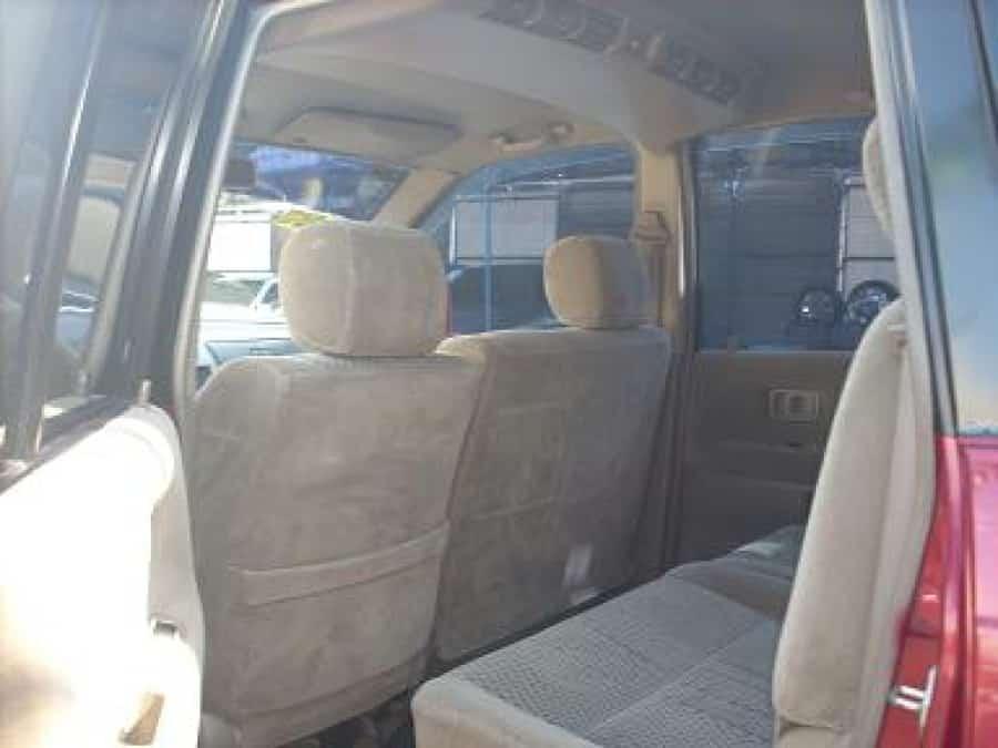 2004 Toyota Revo - Interior Rear View