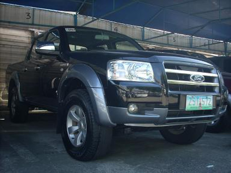 2009 Ford Ranger - Front View