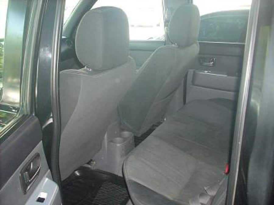 2009 Ford Ranger - Interior Rear View