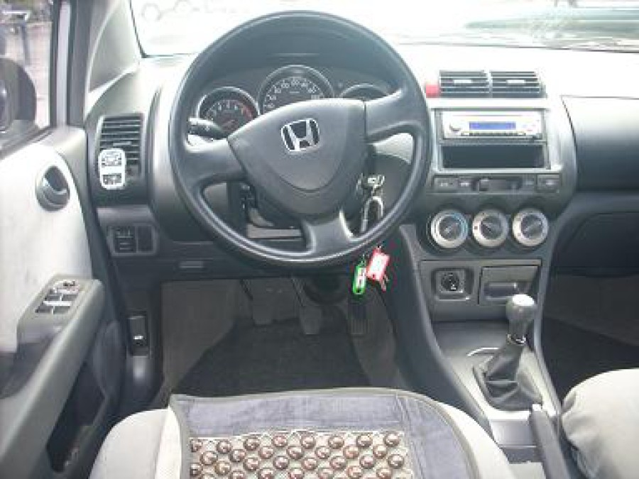 2006 Honda City - Interior Front View