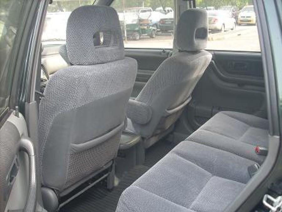 2000 Honda CR-V - Interior Rear View