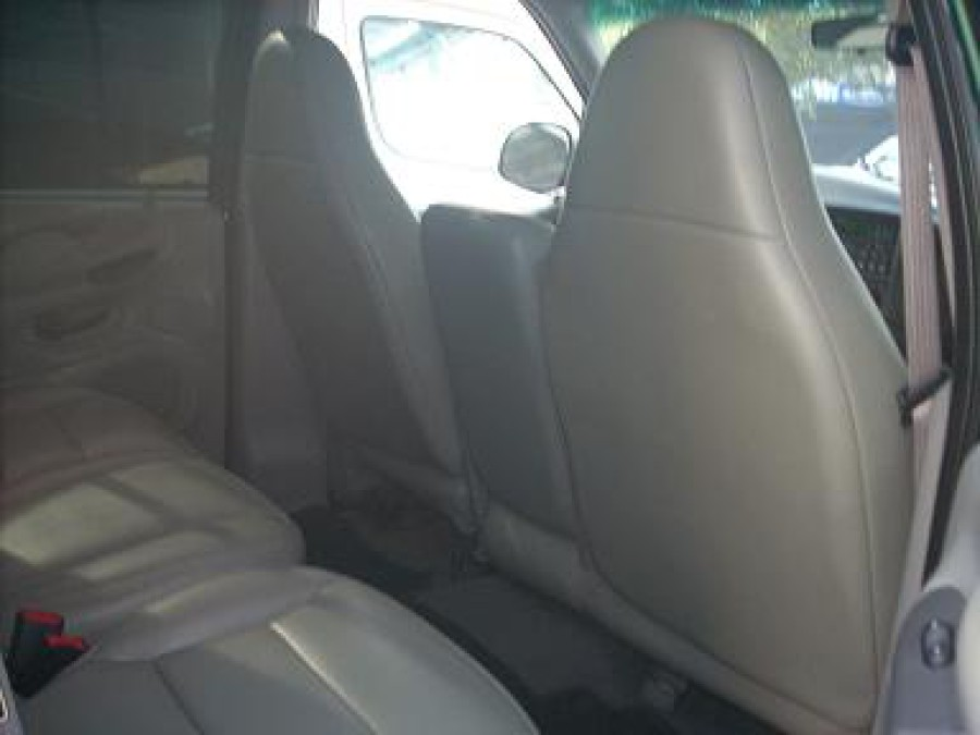 1999 Ford Expedition - Interior Rear View