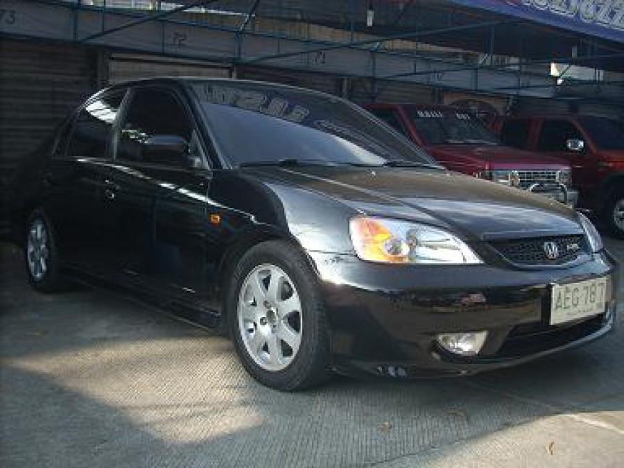 2002 Honda Civic - Front View