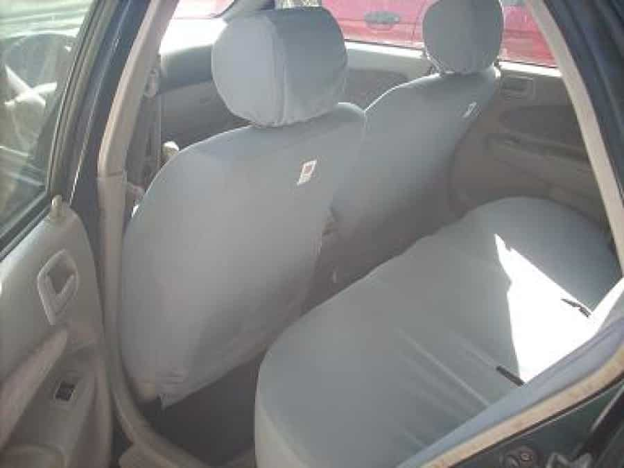 2001 Toyota Corolla - Interior Rear View