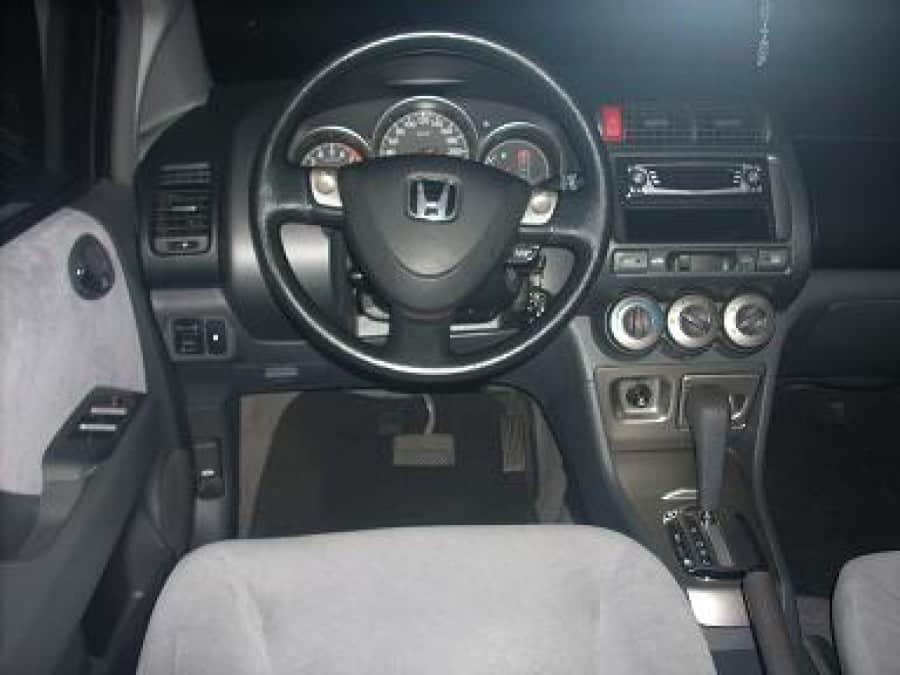 2007 Honda City - Interior Front View