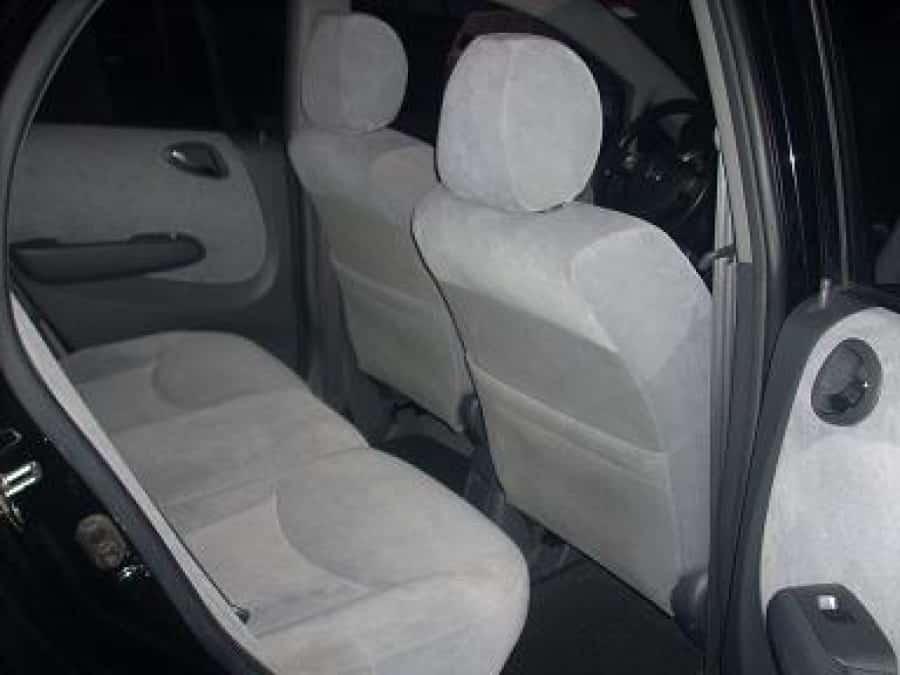2007 Honda City - Interior Rear View