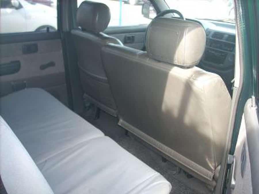 2003 Toyota Revo - Interior Rear View