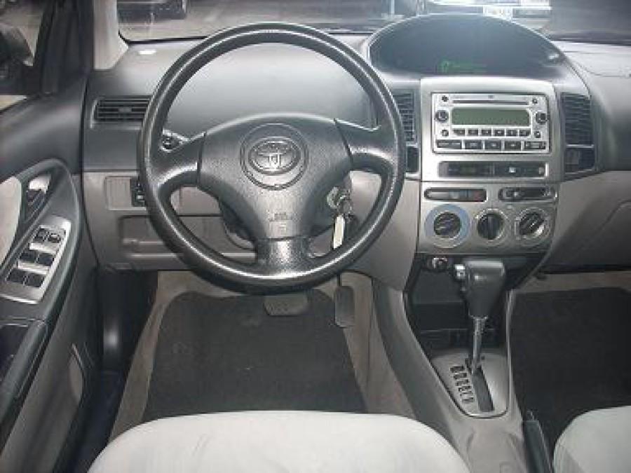 2006 Toyota Vios - Interior Front View