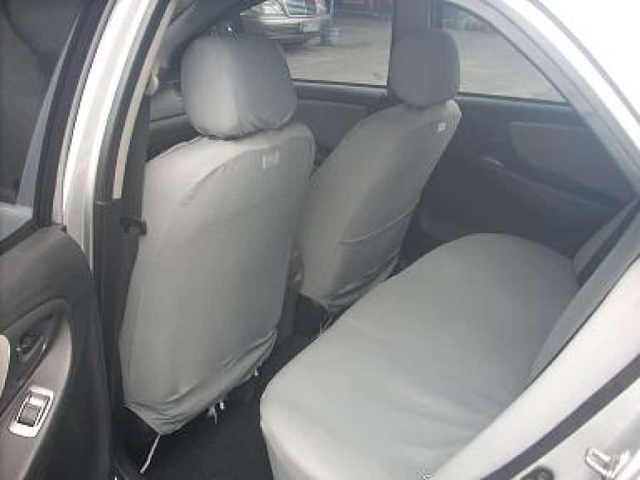 2006 Toyota Vios - Interior Rear View
