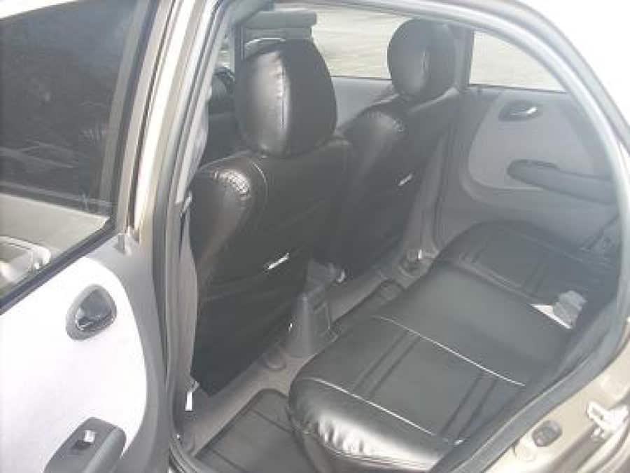 2006 Honda City - Interior Rear View