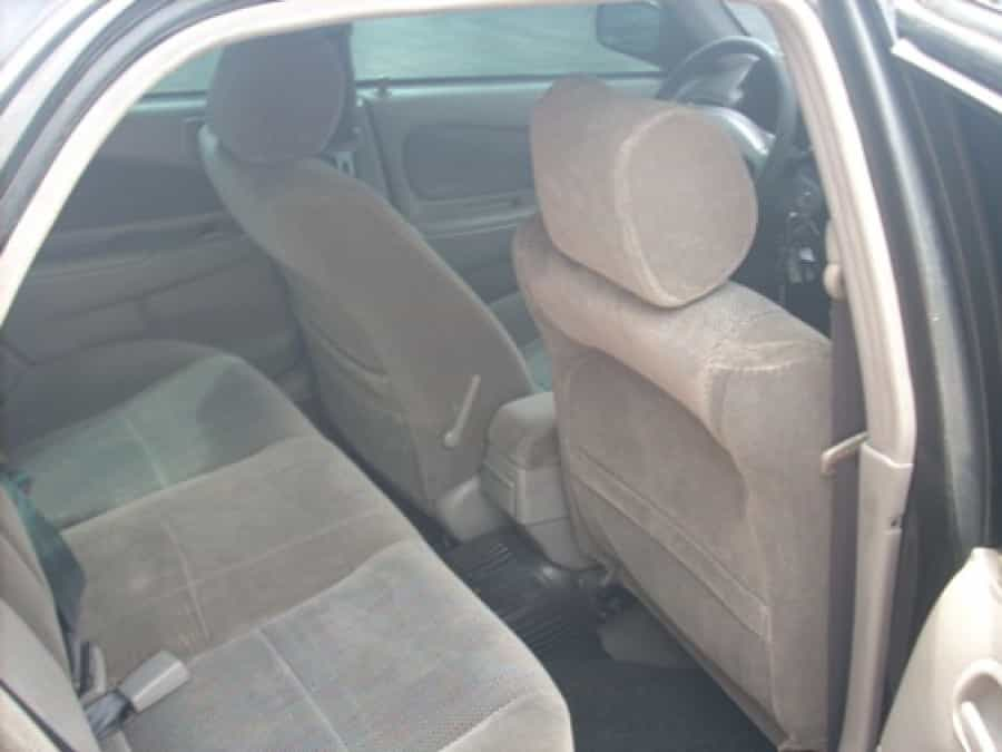2000 Toyota Corolla - Interior Rear View