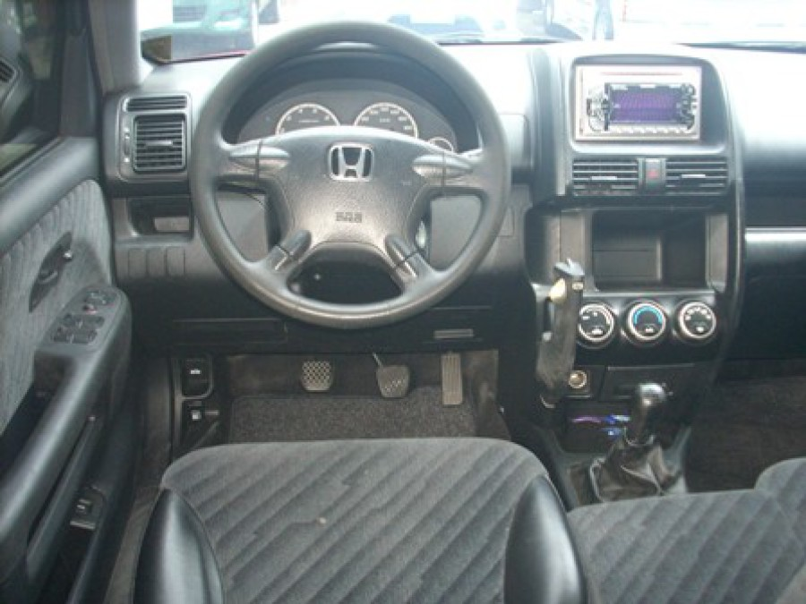 2003 Honda CR-V - Interior Front View