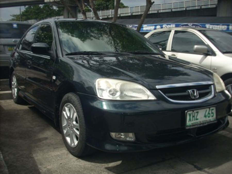 2003 Honda Civic - Front View