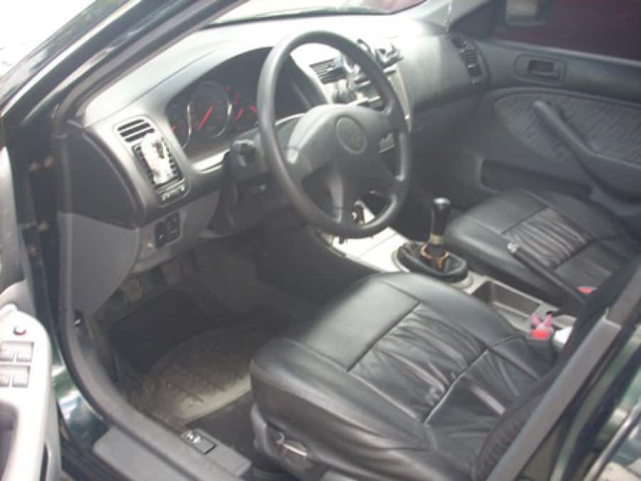 2003 Honda Civic - Interior Front View