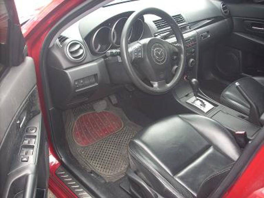 2004 Mazda 3 - Interior Front View