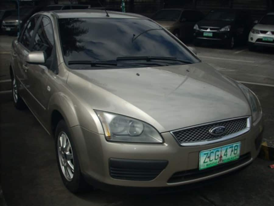 2006 Ford Focus - Front View