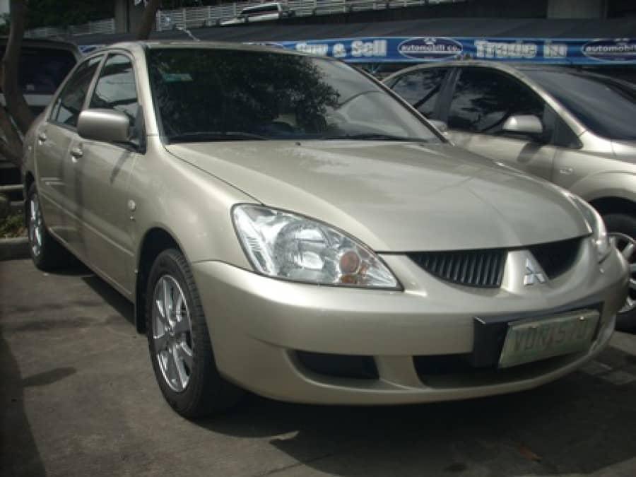 2007 Mitsubishi Lancer - Front View