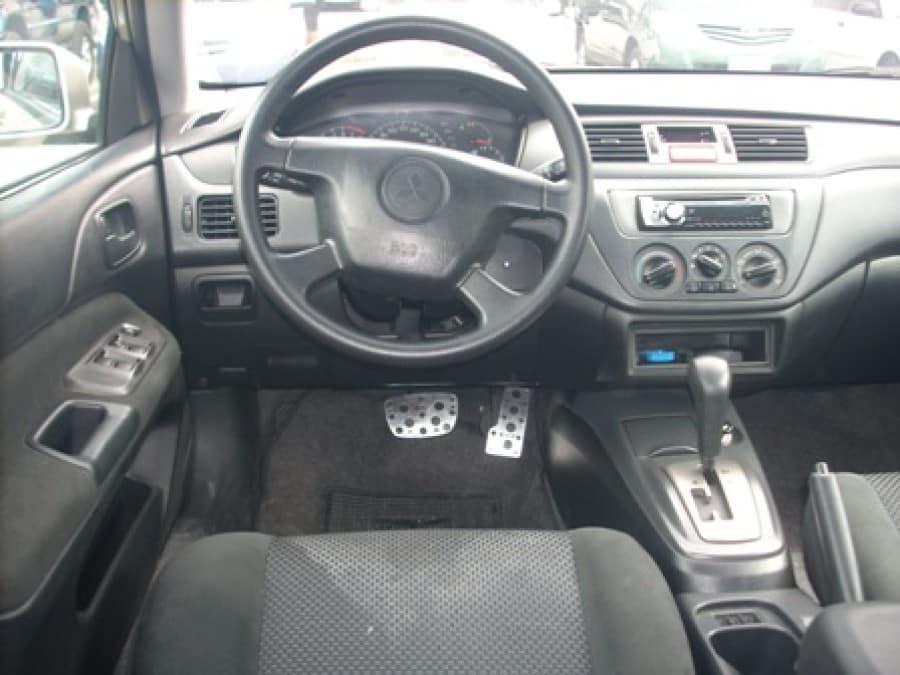 2007 Mitsubishi Lancer - Interior Front View