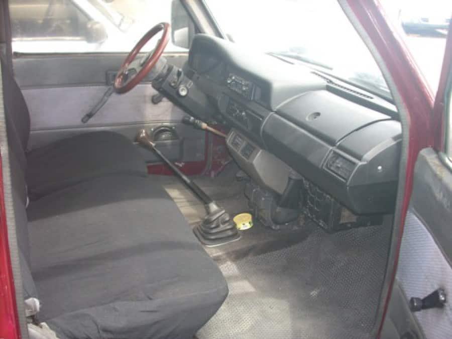 1995 Toyota Tamaraw FX - Interior Front View