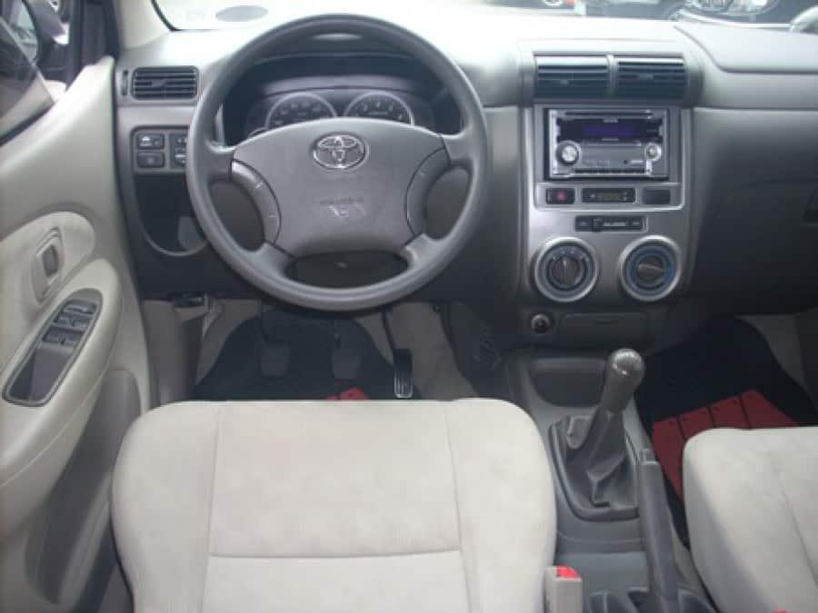 2009 Toyota Avanza - Interior Front View