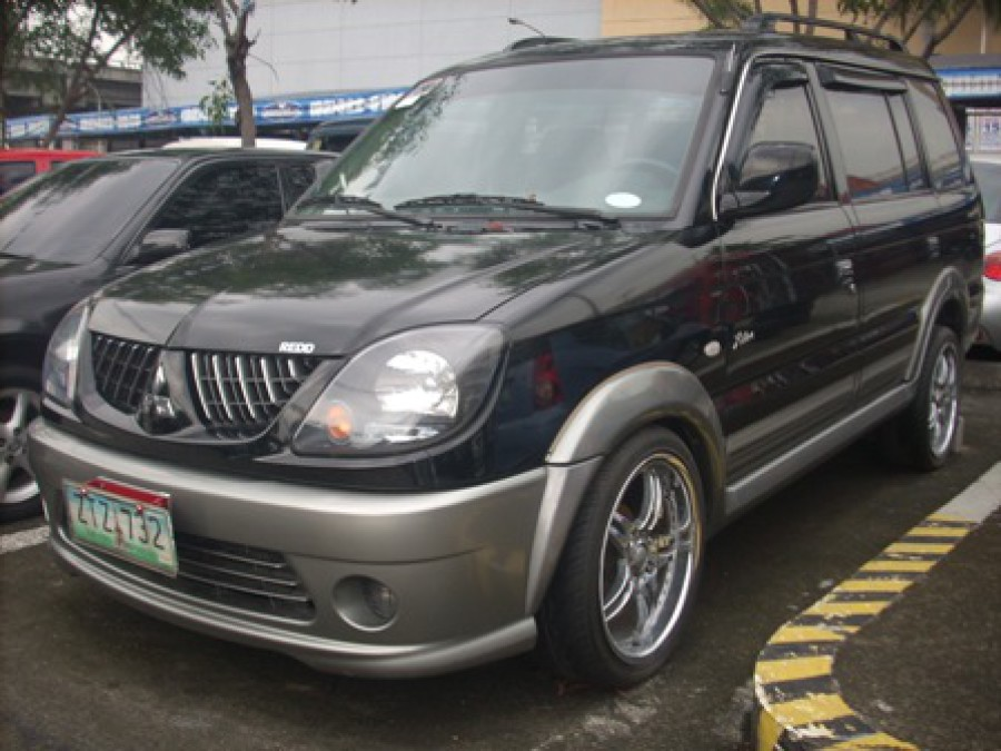 2009 Mitsubishi Adventure - Front View
