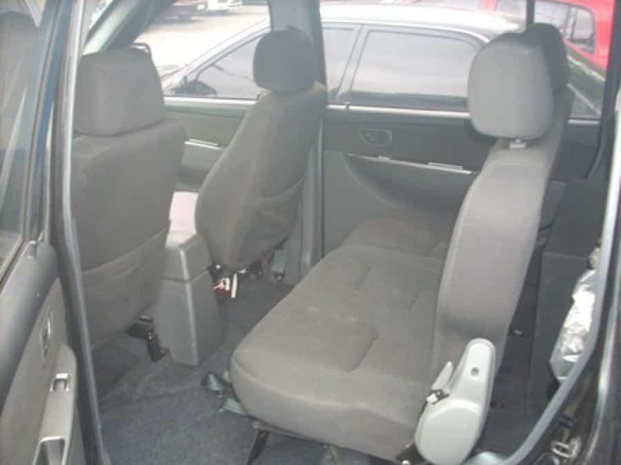 2009 Mitsubishi Adventure - Rear View