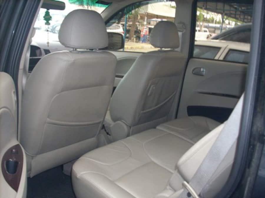 2010 Mitsubishi Fuzion - Rear View