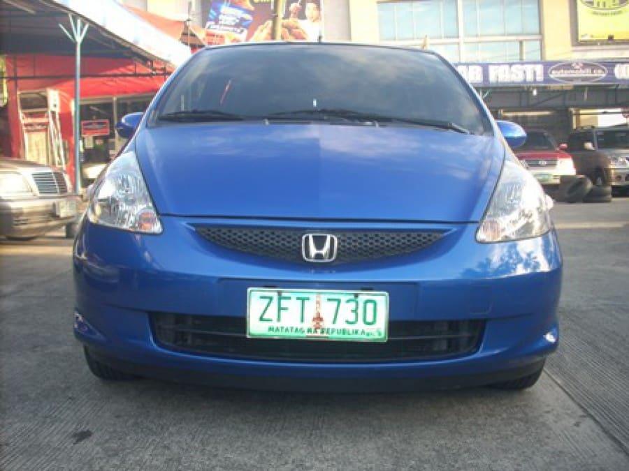 2006 Honda Jazz - Front View