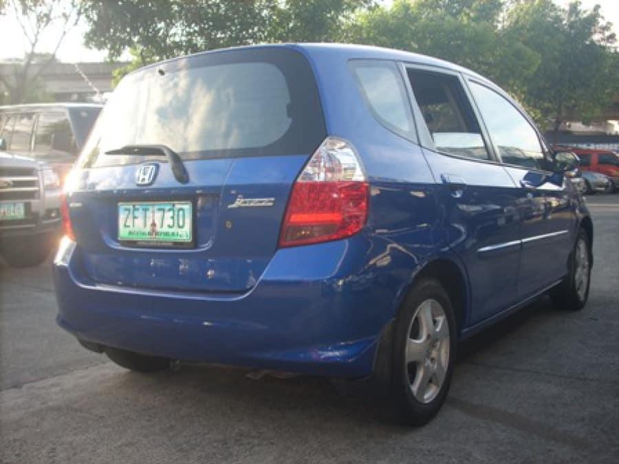 2006 Honda Jazz - Rear View