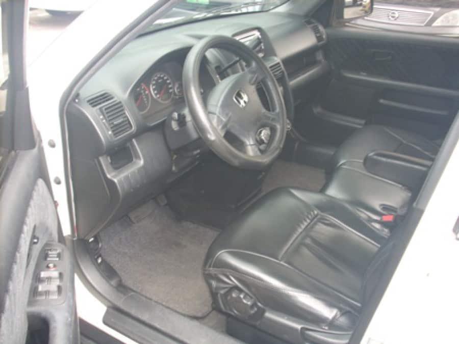 2003 Honda CR-V - Interior Front View