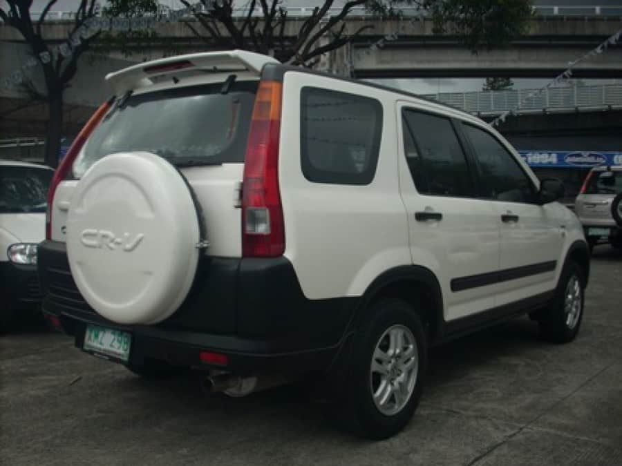 2003 Honda CR-V - Rear View