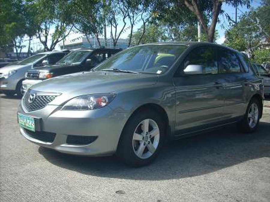 2006 Mazda 3 - Front View