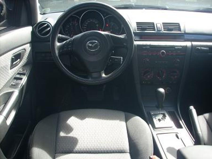 2006 Mazda 3 - Interior Front View