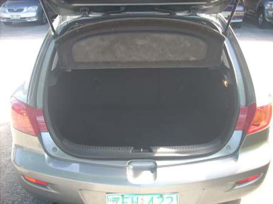 2006 Mazda 3 - Interior Rear View