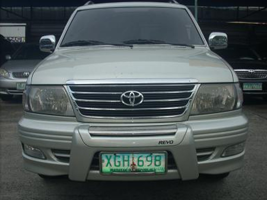 2003 Toyota Revo - Front View