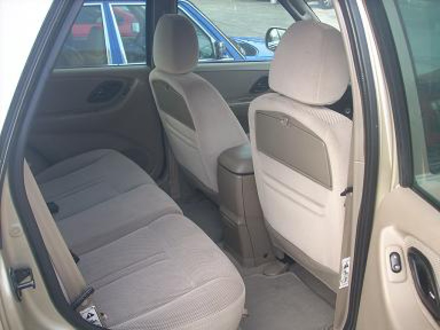2003 Ford Escape - Interior Rear View
