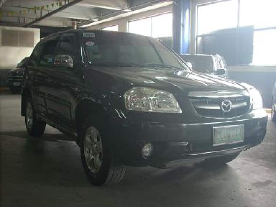 2006 Mazda Tribute - Front View