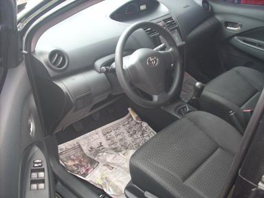 2009 Toyota Vios - Interior Front View
