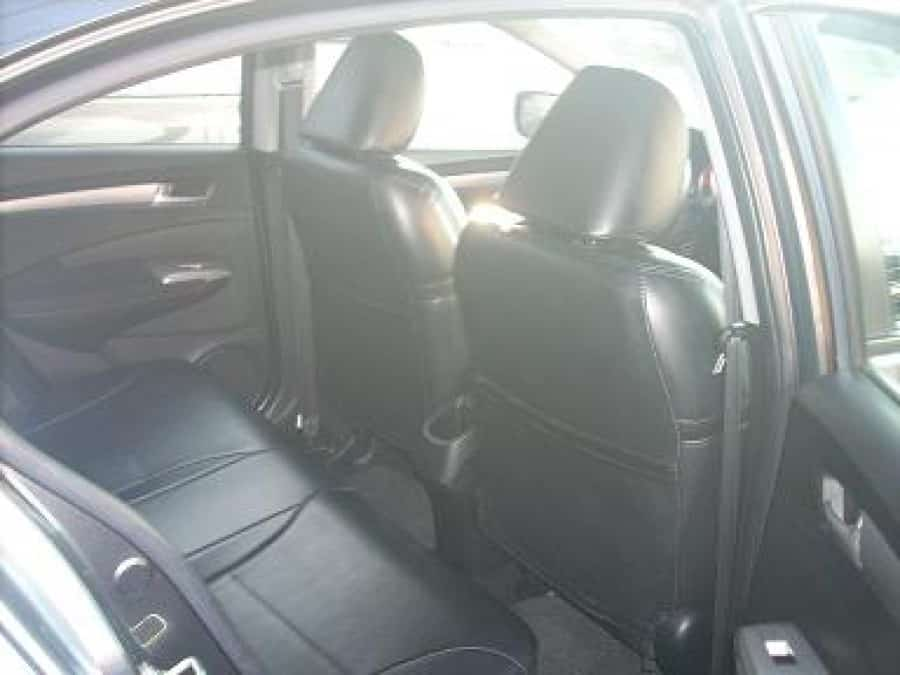 2009 Honda City E - Interior Rear View