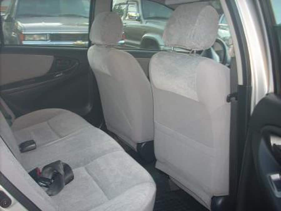 2004 Toyota Vios - Interior Rear View