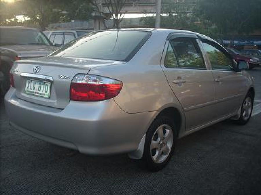2004 Toyota Vios - Rear View