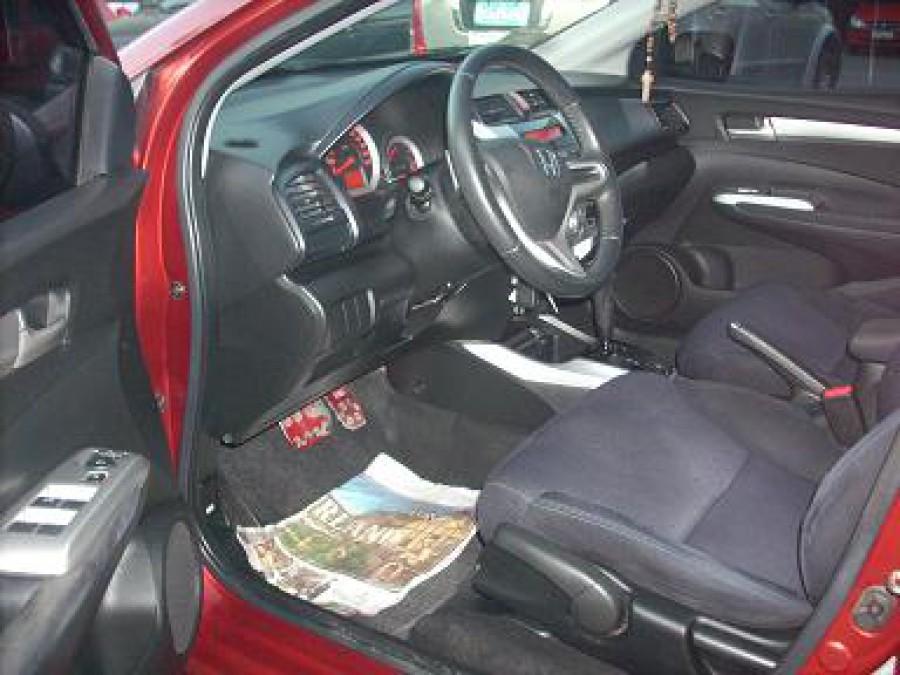 2009 Honda City - Interior Front View